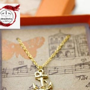 handmade Jewelry - Gold Cheese Necklace/bracelet/anklet, Handmade